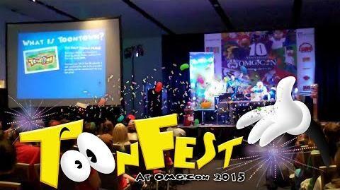 OMG!Con 2015 Full ToonFest Panel