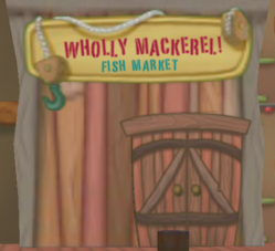 Wholly Mackerel! Fish Market