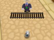 Railroad deployed
