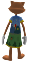 Female ToonFest 2014 Outfit Back
