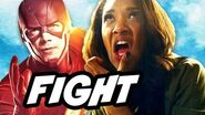 The Flash vs Iris West Epic Battles and The Flash New Powers