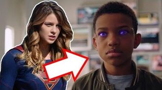 Supergirl 2x20 Trailer Breakdown! - City of Lost Children!
