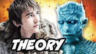 Game Of Thrones Season 7 - Bran Stark White Walkers Endgame Theory