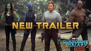 NEW Guardians of the Galaxy Vol