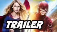 Supergirl Season 2 Villains Trailer and The Flash Secret Wars Future