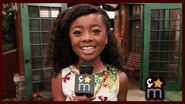 Skai Jackson Talks BUNK'D, Zuri's Crushes & Scaring Peyton List