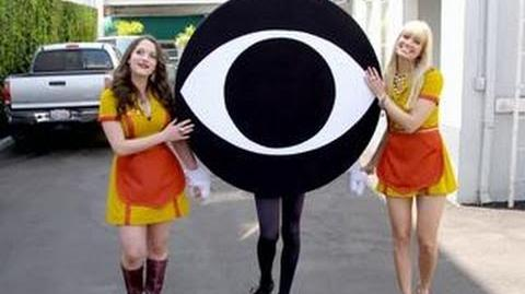 2 Broke Girls - CBS Eye Guy