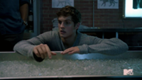 Teen Wolf Season 3 Episode 2 Daniel Sharman Isaac Before the Ice Bath