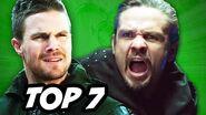 Arrow Season 3 Episode 23 Finale - TOP 7 WTF