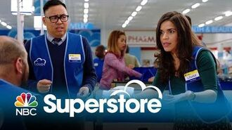 Superstore - Deleted Scene Mateo Makes a Disturbing Find (Digital Exclusive)