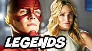 Legends Of Tomorrow The Flash and Arrow Crossover Explained