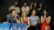 Shadowhunters Interview Comic-Con 2017 TVLine