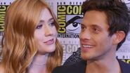Shadowhunters & Stitchers Casts Play Never Have I Ever At SDCC 2017