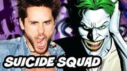 Suicide Squad Movie - Arrow and The Flash Crossover Q&A