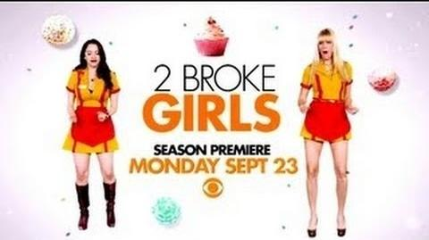 2 Broke Girls Season 3 Promo 2 HD