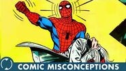 The REAL Cause of Gwen Stacy's Death & More! Comic Misconceptions