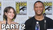 Arrow Panel Comic Con 2017 Part 2
