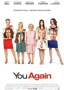 You Again film poster