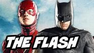 The Flash Movie vs Captain Cold and Justice League Changes