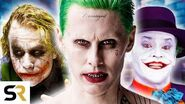 The Amazing Evolution Of The Joker Throughout History