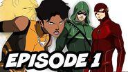 Vixen Episode 1 - Enter The Flash and Arrow
