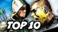 Arrow Season 5 Episode 3 TOP 10 WTF and Easter Eggs