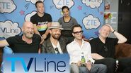 Preacher Interview TVLine Studio Presented by ZTE Comic-Con 2016