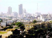 Karachi downtown