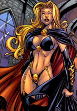 Lady Death Alive