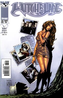 Witchblade 31a