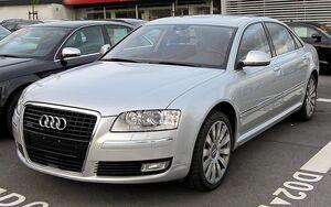 Audi A8 L D3 II