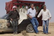 Top gear in the middle east