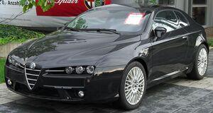 Alfa Romeo Brera front