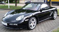 250px-Porsche Boxster front 20080521