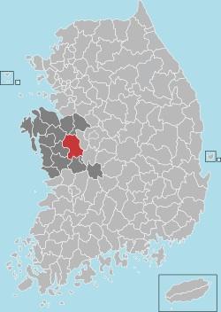 Gongju map 001
