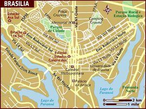 Brasilia map 001