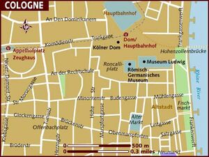Cologne map 001