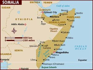 Somalia map 001
