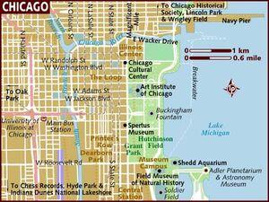 Chicago map 001