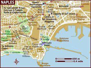 Naples map 001
