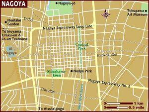 Nagoya map 001