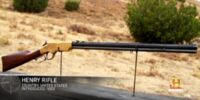 Henry rifle