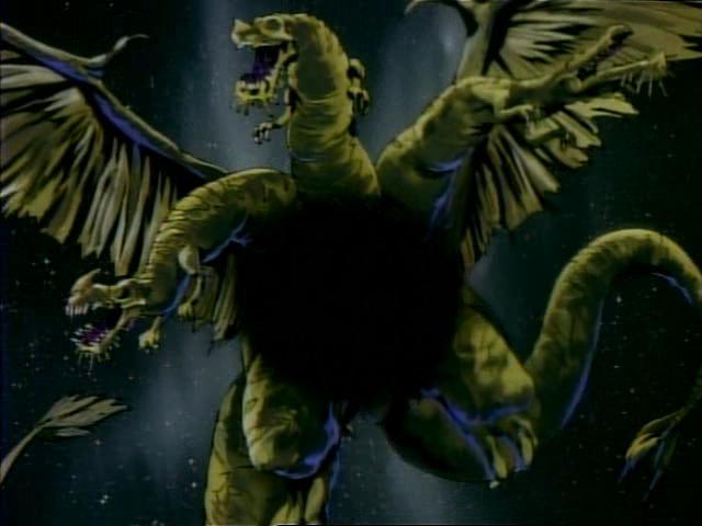 Resultado de imagem para Dragon God - PROJECT A-KO