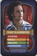 Toby Slambrook