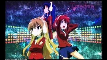 Toradora OST - Tears Of Dragon