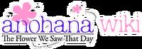 Anohana wordmark
