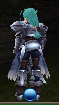 Plate Armor back