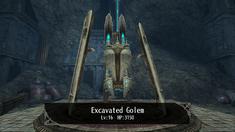 Excavated Golem