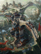 Dragon city by c h e n k a i-d6qrjx0