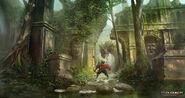 Amuan Jungle Ruins